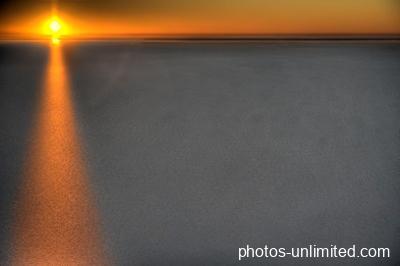 2-06-sunset-lake-eyre-australia