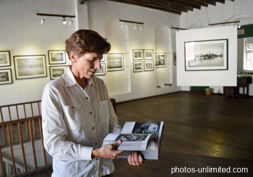 Birgit Neiser Exibition In Myanmar