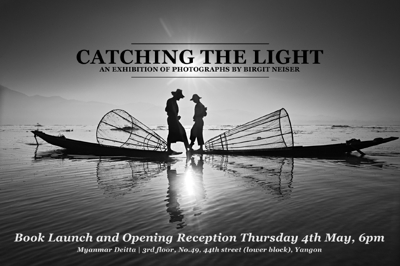 Book Launch Birgit Neiser – Catching The Light